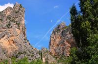 Moustiers-sainte-marie (90Kms)